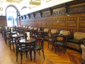 Xornadas Os cafés, patrimonio cultural a través do tempo @ Fundación Torrente Ballester