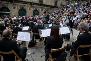 Xornadas de Música Contemporánea @ Praza de Cervantes, Parque de Bonaval, Auditorio de Galicia, CGAC, Igrexa da Universidade