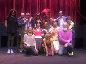 Arnoia Arnoia. O circo da casa pequena @ Salón Teatro