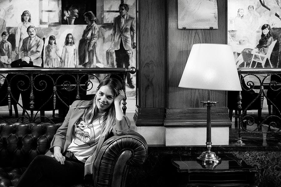 María Mera. Foto: Iván Barreiro