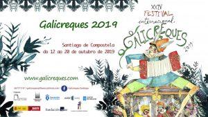 Galicreques @ Teatro Principal, Fundación SGAE, Praza do Toural, Alameda