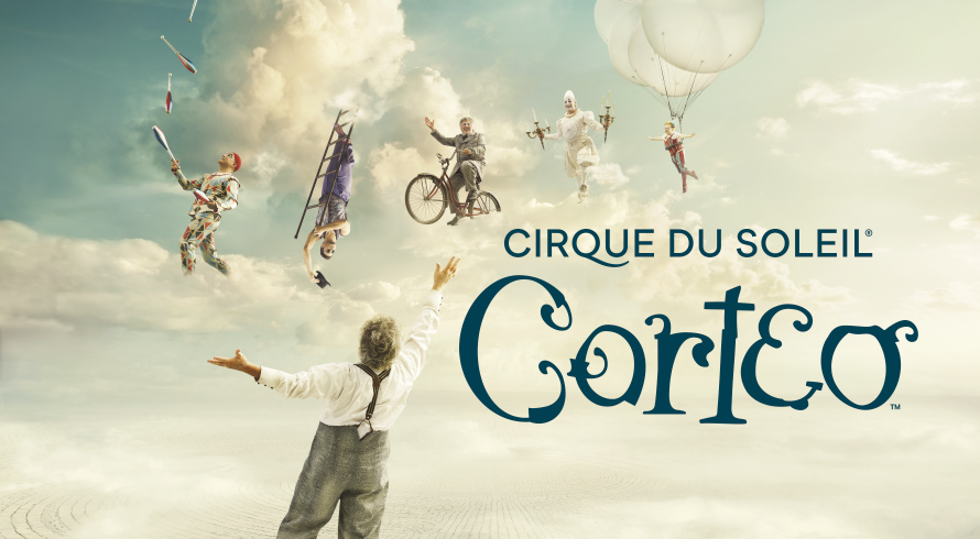 Corteo, do Cirque du Soleil @ Multiusos Fontes do Sar