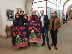 'Medida x Medida' , de Producións Teatrais Excéntricas @ Auditorio de Galicia