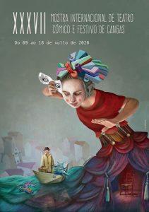 37ª Mostra Internacional de Teatro Cómico e Festivo de Cangas @ Cangas de Morrazo, Pontevedra