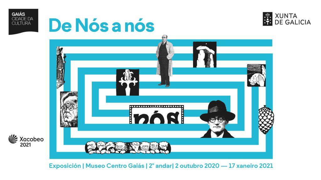 Galicia, de Nós a nós @ Museo Centro Gaiás - Cidade da Cultura - Santiago
