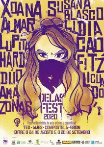 Delas Fest @ Teo, Ames, Santiago e Brión