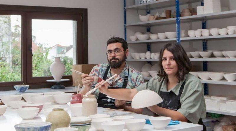 Loaira Davila, de Raposiñas: «Deseñamos a partir de tres conceptos: a casa, a horta e o xogo»
