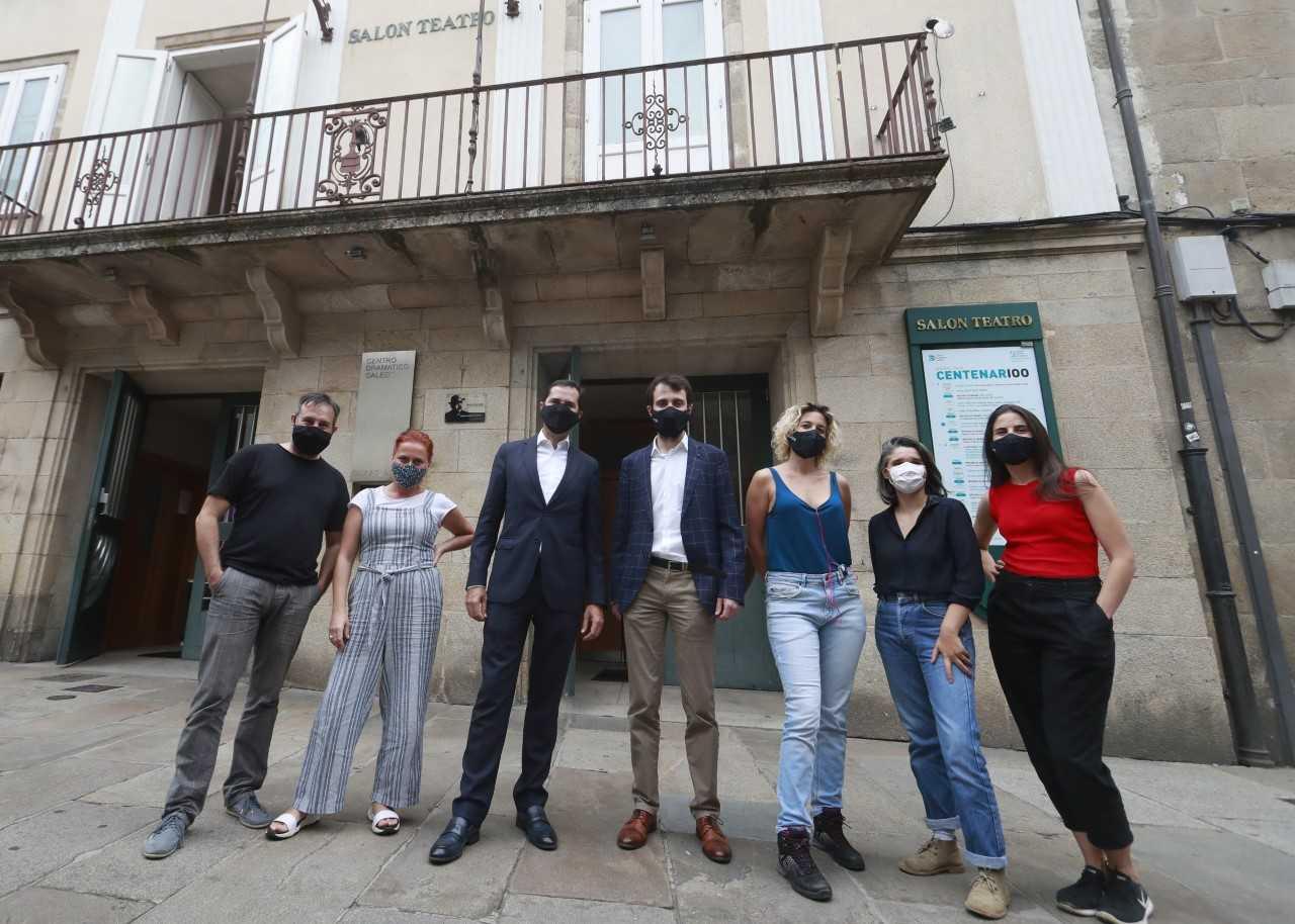 O charco de Ulises @ Salón Teatro - Santiago de Compostela