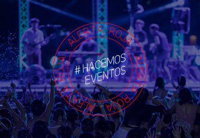 Os organizadores de eventos e espectáculos galegos mobilízanse para reclamar medidas urxentes que salven ao sector
