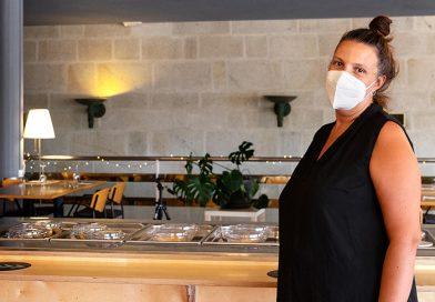 #SomosCompostela: A cafetería Lasso reabre adaptando o seu bufete libre á nova normalidade