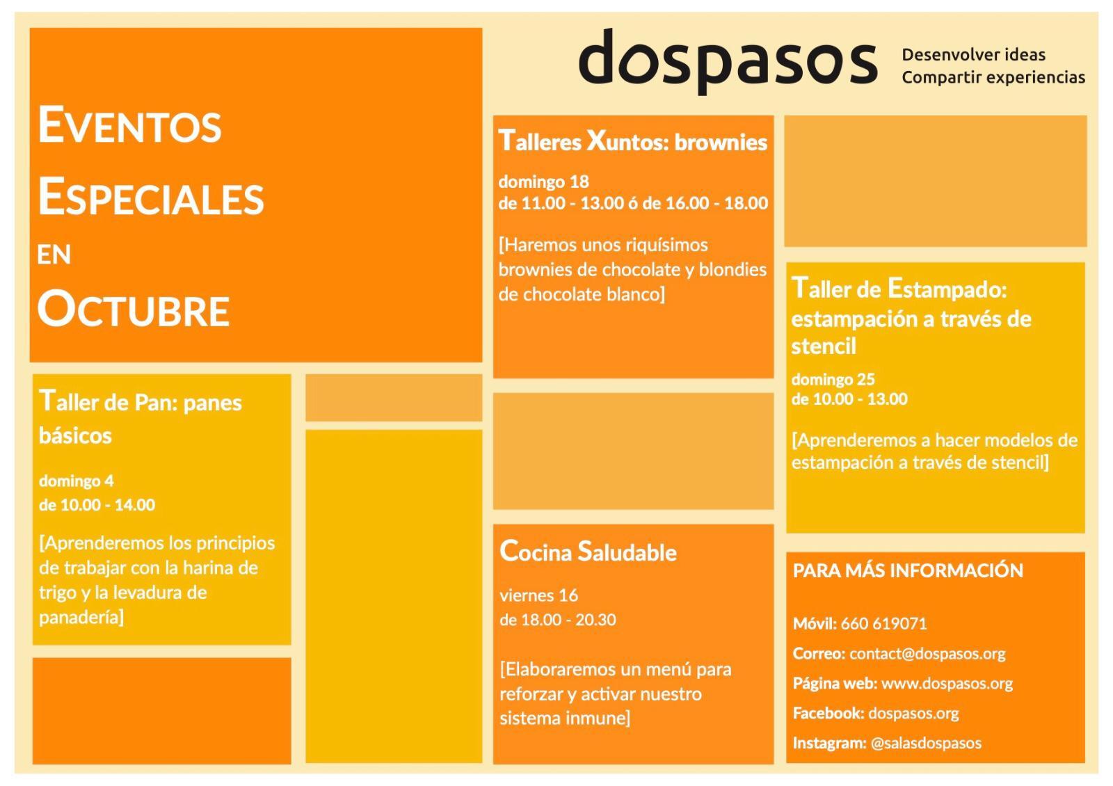 Outubro en Dospasos @ Dospasos