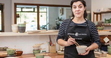 """Laura Delgado: """"Os pratos teñen que enxalzar o traballo do cociñeiro"""""""
