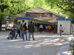 XL Feira do Libro de Santiago @ Alameda de Santiago de Compostela