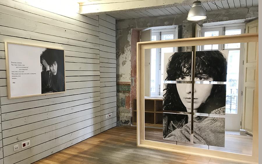 Xela Arias. A poesía do retrato @ Zona C. Rúa do Preguntoiro, 1 Santiago