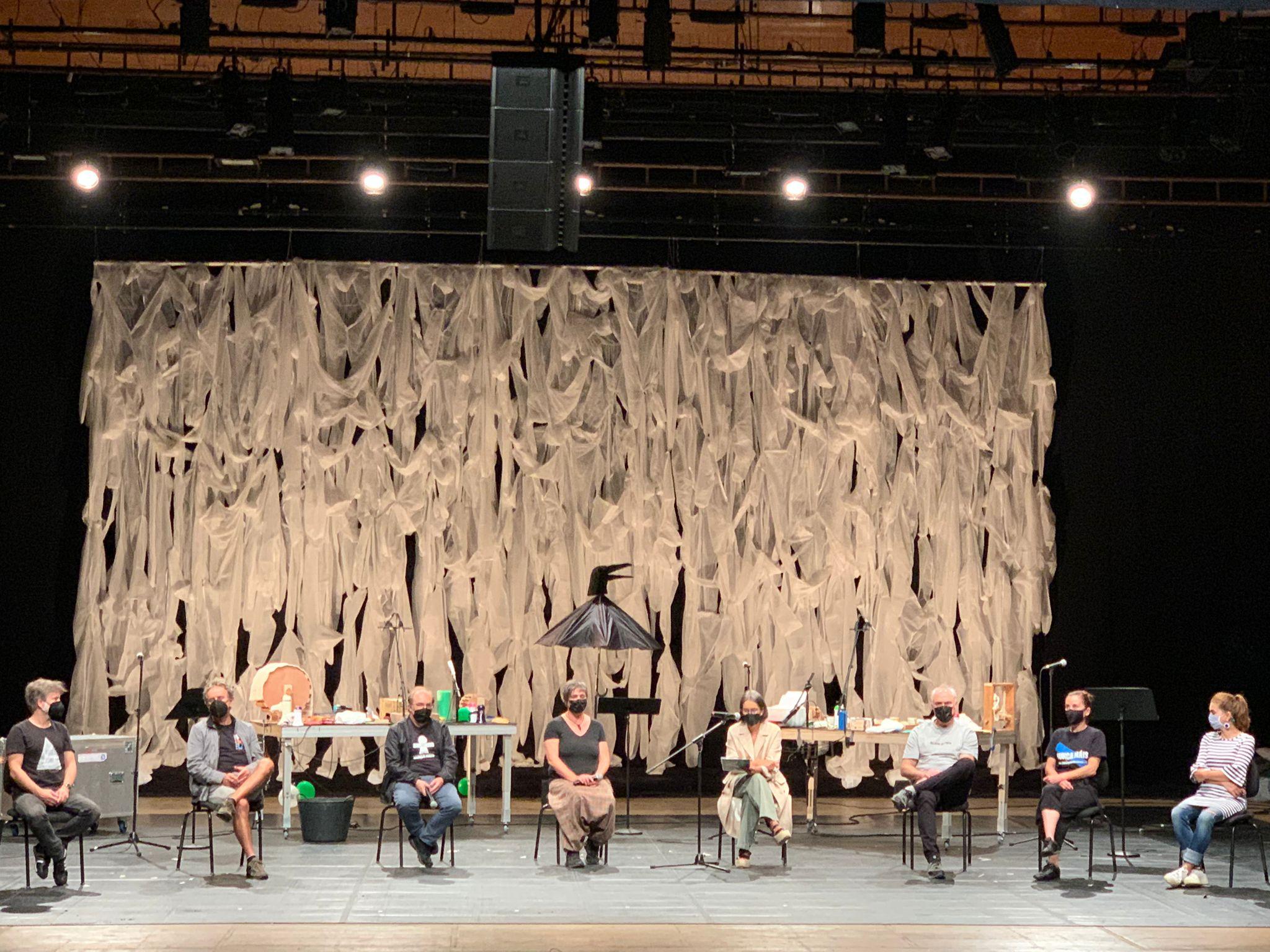 Viva a escena! @ Auditorio de Galicia e Teatro Principal - Santiago de Compostela