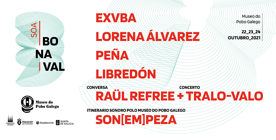 Soa Bonaval @ Museo do Pobo Galego - Santiago