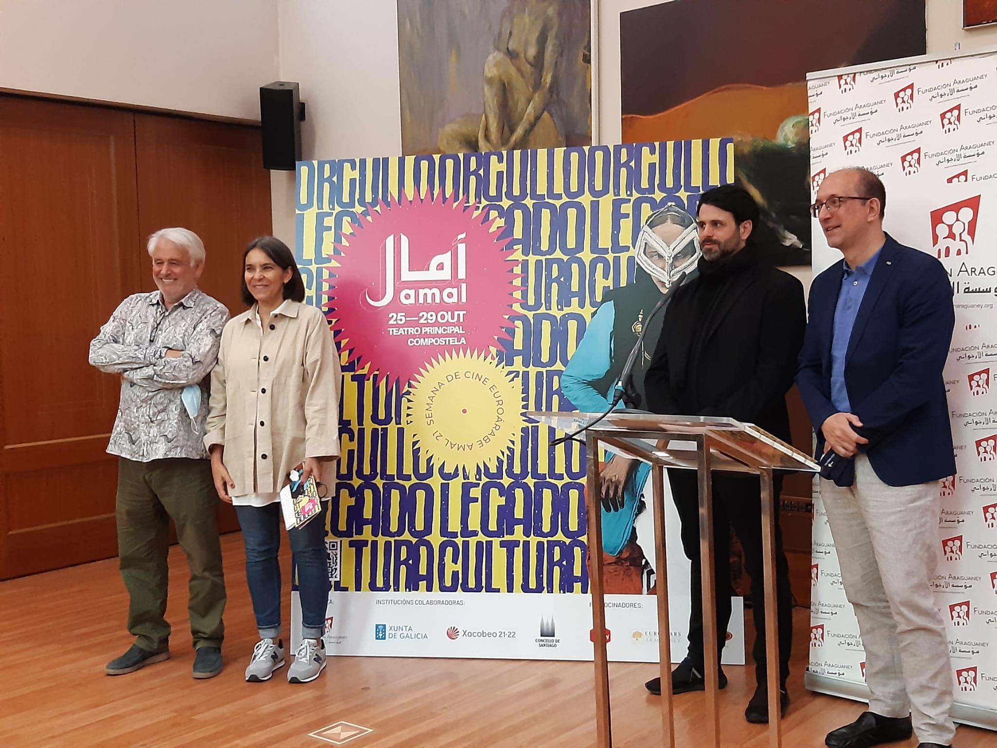 Festival AMAL @ Teatro Principal, Santiago de Compostela