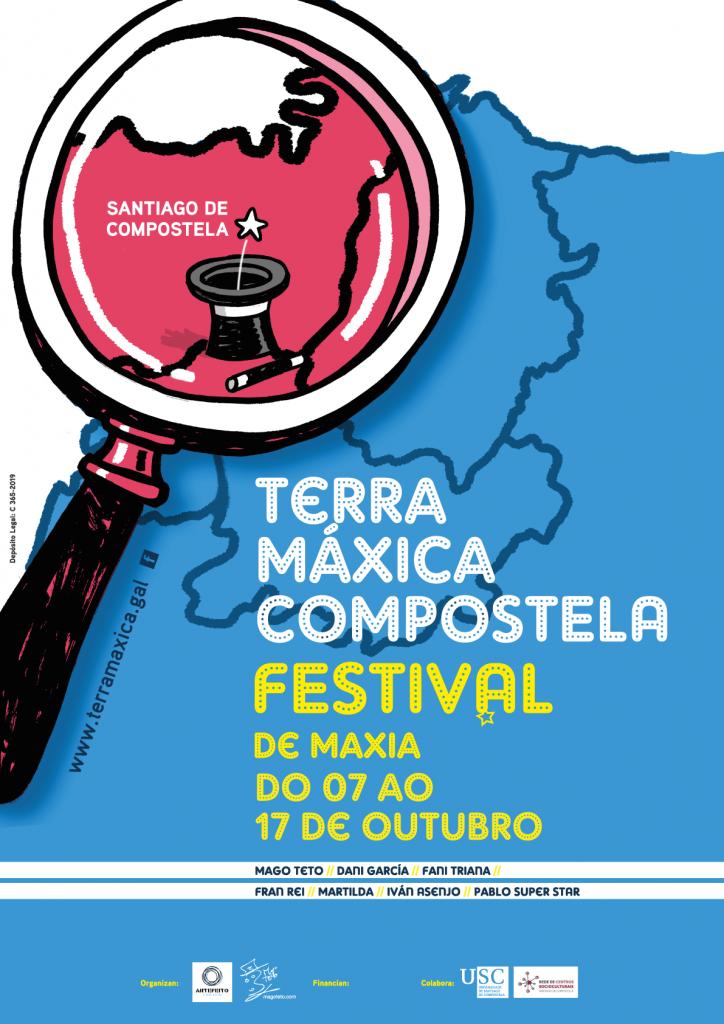 Festival Terra Máxica @ Santiago de Compostela