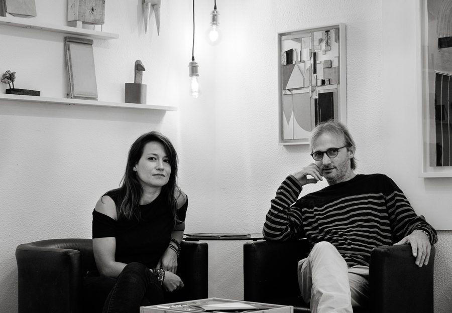Ines e Delio. Foto: Iván Barreiro