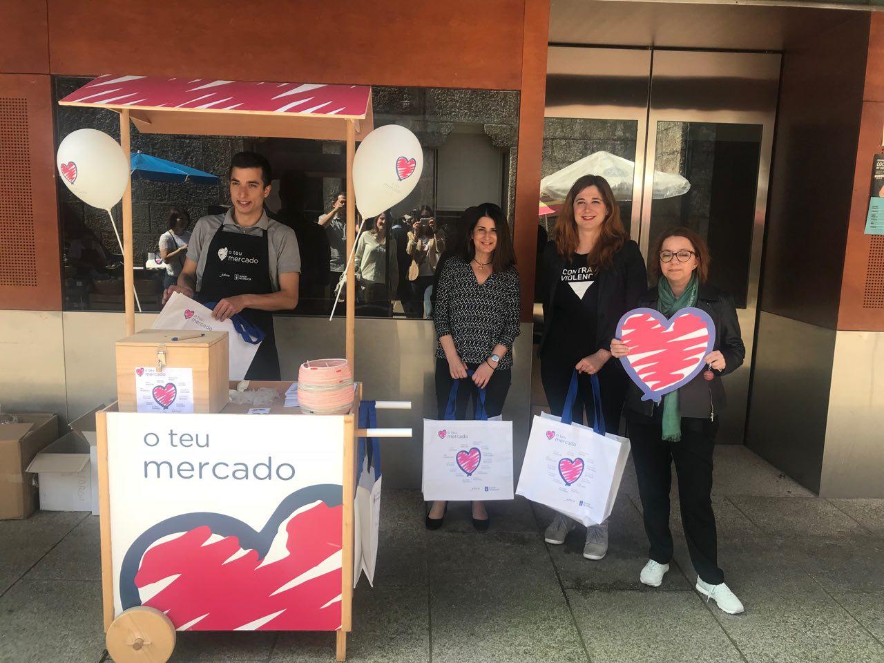 Presentación da campaña. Foto: Concello de Santiago