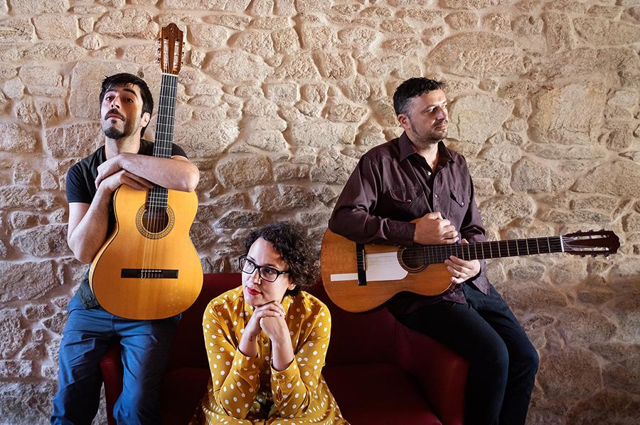 Os Meninos. Foto: Iván Barreiro - Inferninho