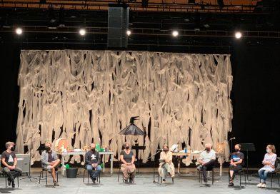 Chévere estreará en Compostela 'N.E.V.E.R.M.O.R.E', dentro do programa Viva a escena!